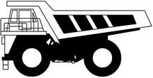 Giant Dump Truck - Dump Truck ...