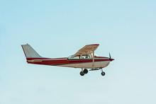 Cessna Airplane, Plane, Aircraft, Sky