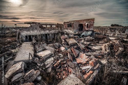 Photo Ruinas y abandono