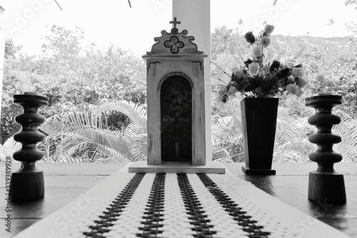 Cuadros en Lienzo Altar In Temple