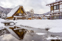 Historic Villages Of Shirakawa...