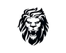Lion Logo, Classic, Club, Eleg...