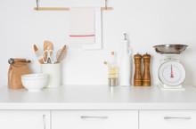 Minimalistic Modern Kitchen In...