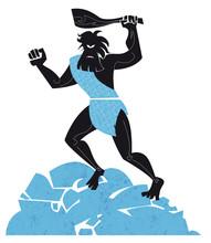 Cyclopes, Polyphemus, Greek Mythology, Odyssey