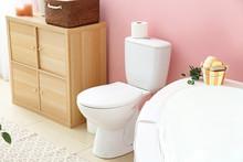 Interior Of Clean Modern Bathr...