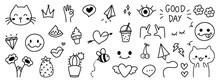 Cute Hand Drawn Doodle Design ...