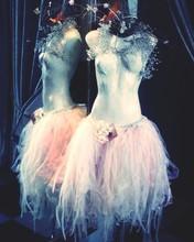 Female Mannequin By Mirror