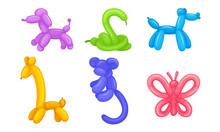 Balloon Twisting Art With Anim...