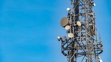 Large Telecommunications Tower...