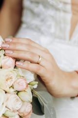Obraz na płótnie Canvas Wedding rings