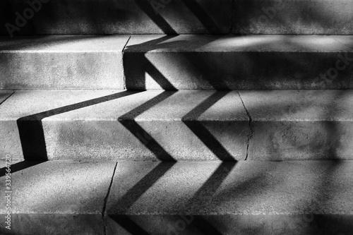 Obraz High Angle View Of Tiled Floor - fototapety do salonu