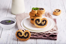 Rolled Cookies With Poppy Seed...