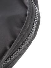 Close Up Of A Zipper Of A Life Jacket