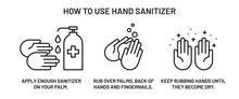 """Infographics """"How To Use Hand ..."""