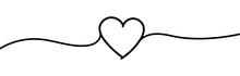 Heart Sketch Doodle. Tangled G...