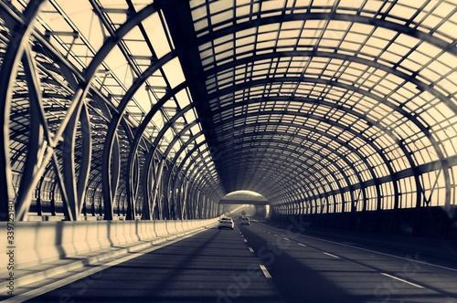 Obraz Warsaw Highway - fototapety do salonu