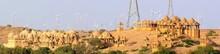 Royal Cenotaphs Of Bada Bagh