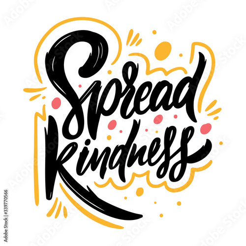 Carta da parati Spread Kindness