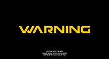 Warning. Abstract Technology S...