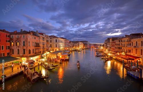 Fototapety, obrazy: landscape of venice in Italy