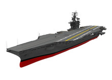 Aircraft Carrier Isolated