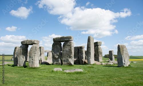 Stonehenge landscape, historical monuments in England