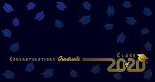 Class Of 2020, Congratulation ...