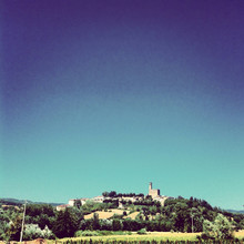Castle Of The Counts Guidi Aga...