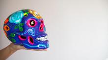 Decorated Ceramics Colorful Sk...