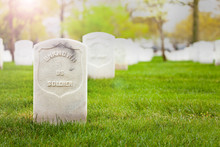 Tombstone Of Unknown Soldier O...