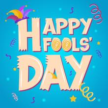 April Fools Day Poster