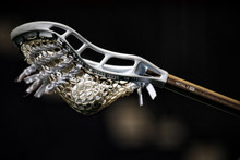 Lacrosse Stick And Game Ball