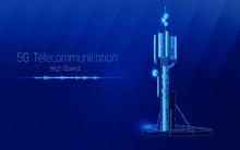 3d Base Station Receiver. Tele...