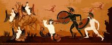 Ancient Greece. Black Figure P...