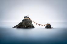 Sacred Meoto Iwa Rocks Also Kn...