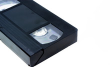 Detail Of A VHS Format Videota...