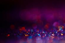 Festive Twinkle Glitters Backg...