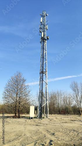 antenna mast Slika na platnu