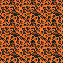 Jaguar Pattern Tshirt Print And Embroidery Graphic Design Vector Art