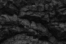 Closeup Shot Of The Rocky Outc...