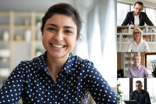 Indian Ethnicity Businesswoman...