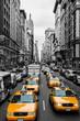 Cars On City Street