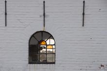 Exterior Of White Building