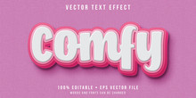 Editable Text Effect - Embossed Fat Script Style