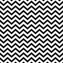 Seamless Zigzag Line Pattern. ...