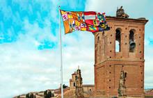Church Of Tordesillas In Valla...