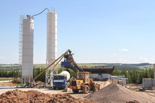 Concrete Batching Plant And Sp...