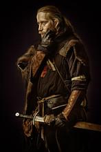 Brave Medieval Warrior