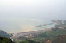 High Angle View Of The Jiufen Area