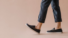 Casual Mens Shoes Product Shoot